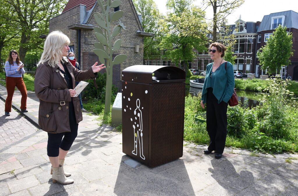 Afbeelding van verhaal de 'Walk of Waste' Leiden